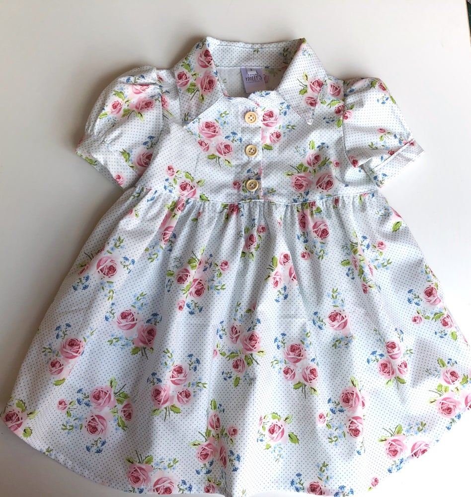 Image of Floral Autumn dress