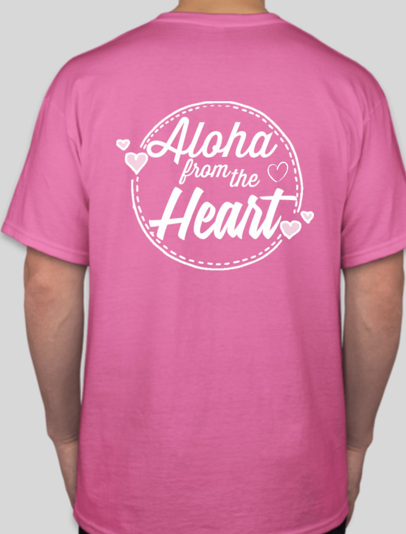 Image of Aloha from the Heart Tee