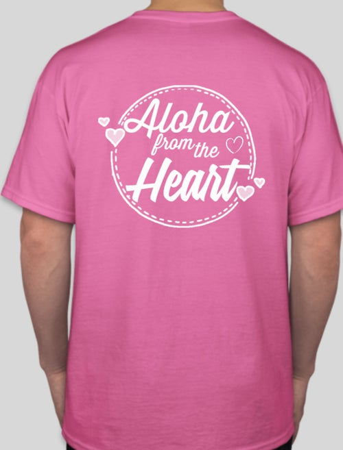 Image of Aloha from the Heart Tee