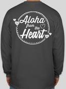 Image of Aloha from the Heart Long Sleeve