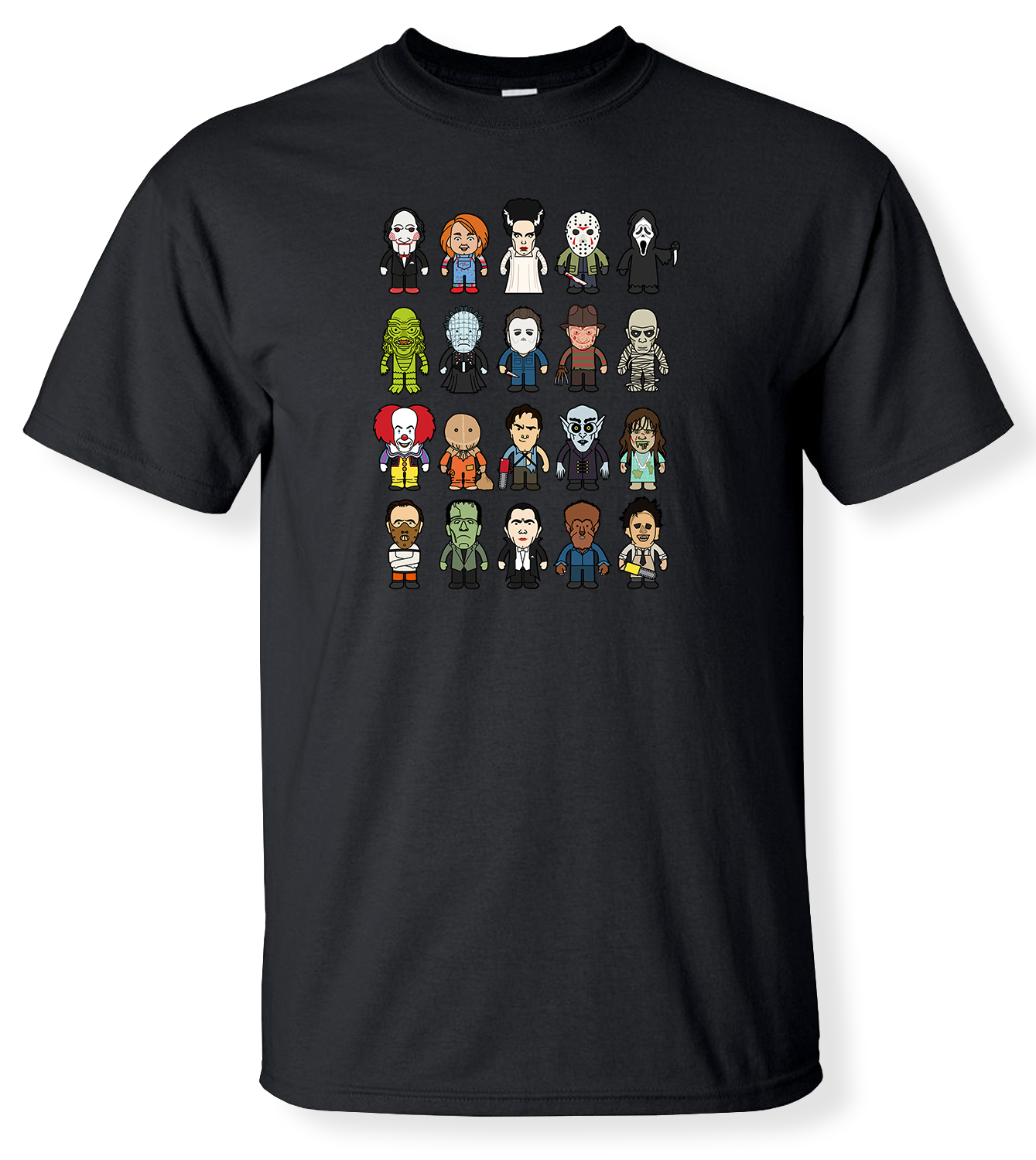 Image of Horror Icons T-Shirt