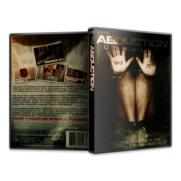 Image of  Abduction (Unrated Edition)(DVD)