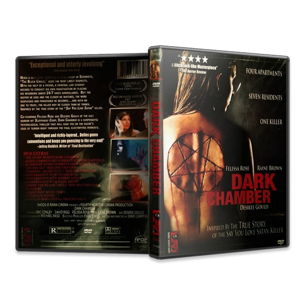 Image of  Dark Chamber (DVD)