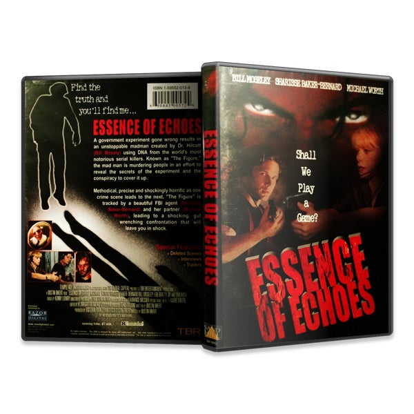 Image of Essence of Echoes (DVD)