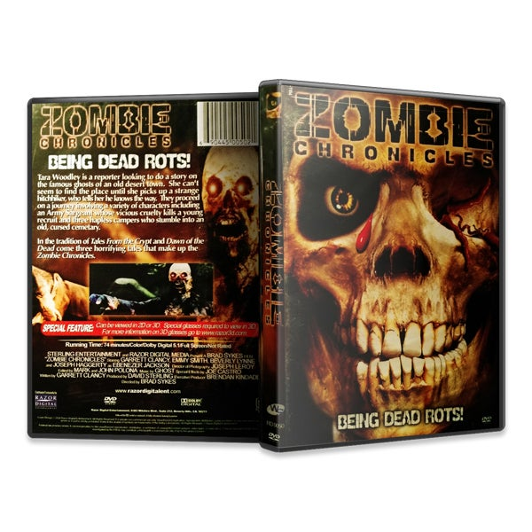 Image of  Zombie Chronicles (DVD)