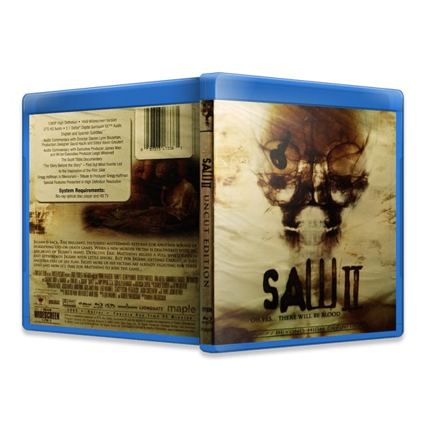 Image of Saw 2 (Uncut Edition) (Blu-ray)