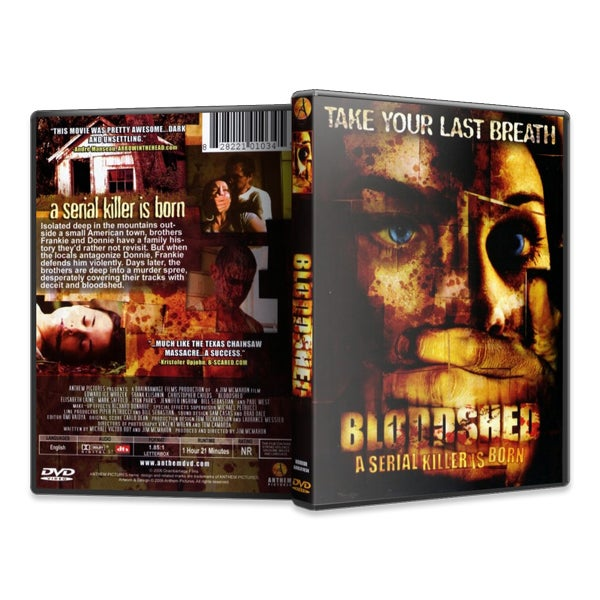 Image of Bloodshed (DVD)