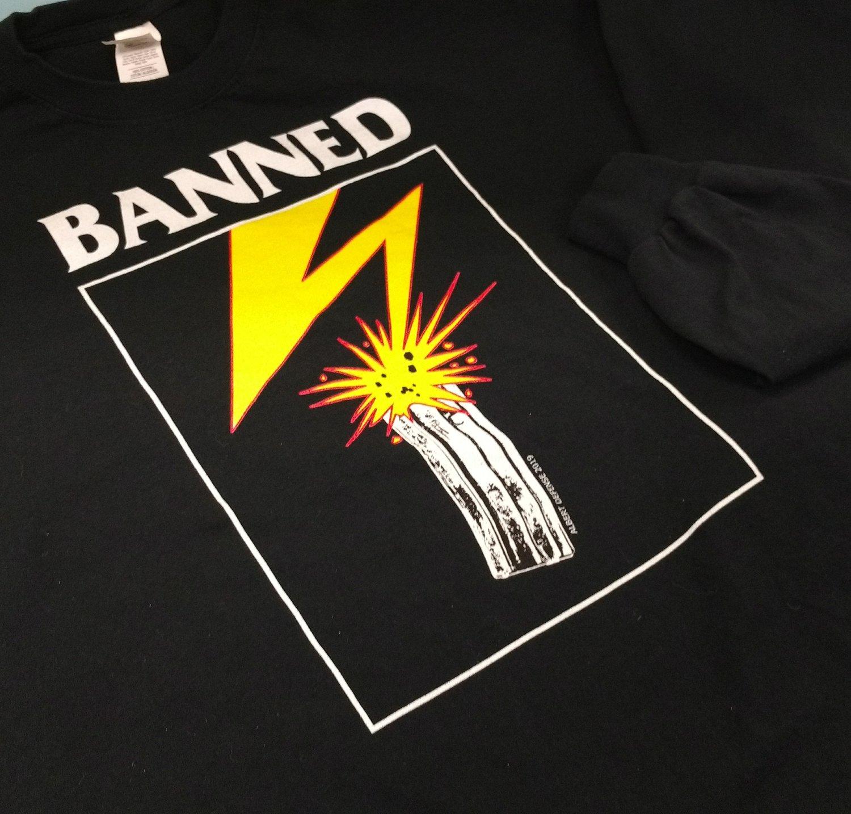 Image of Albert Defense Banned Long Sleeve
