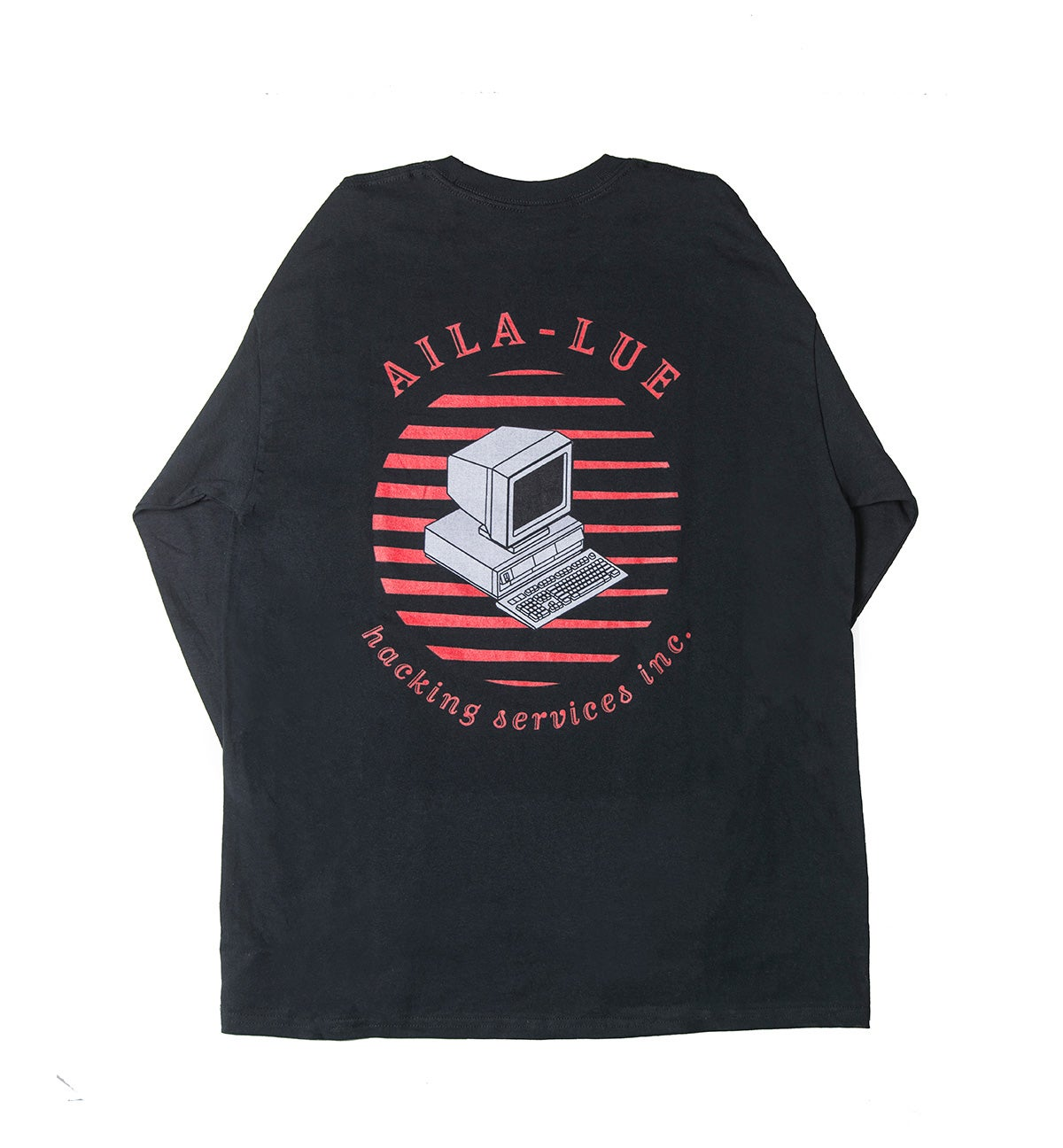 Image of Hacking L/S Tee