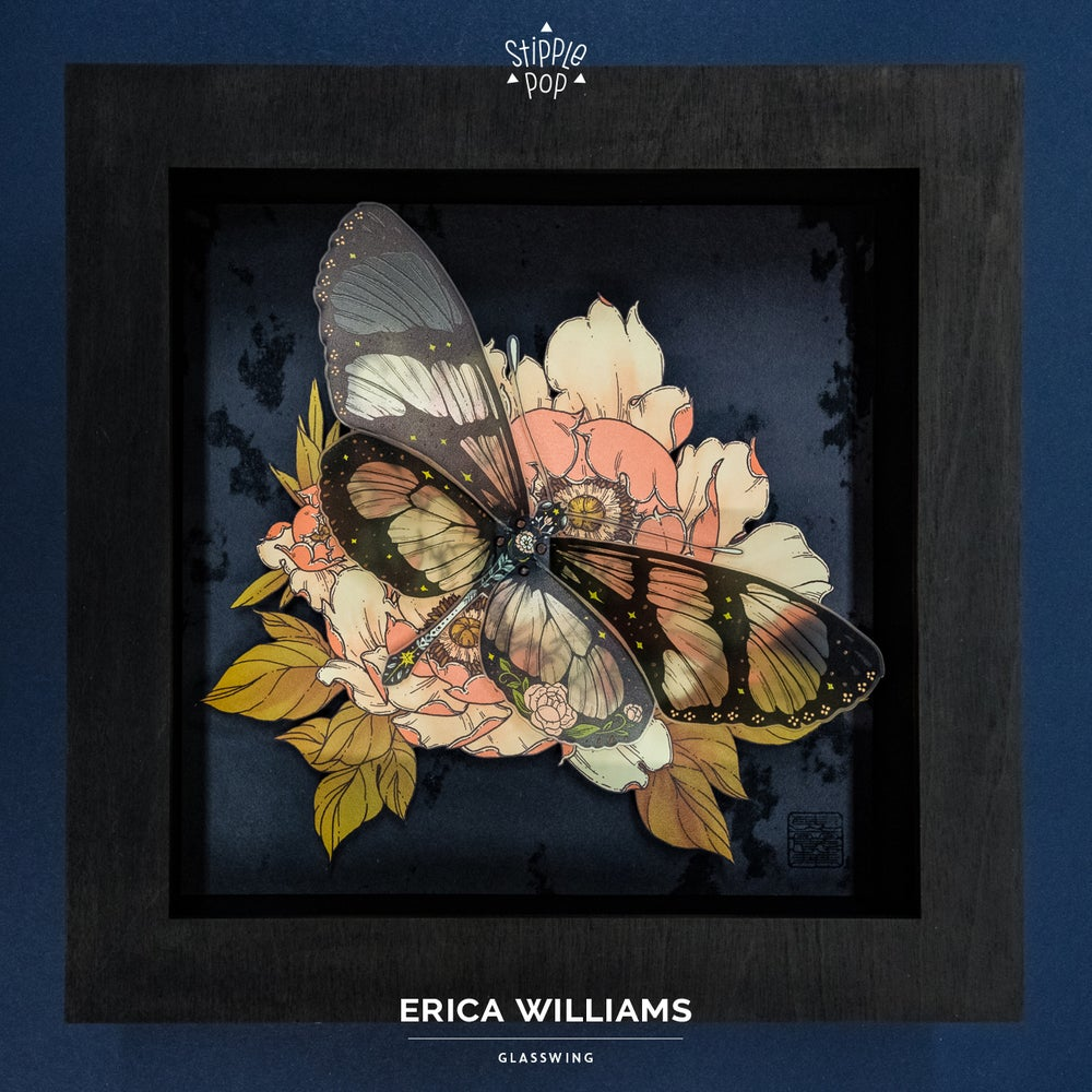 Image of Erica Williams - Glasswing