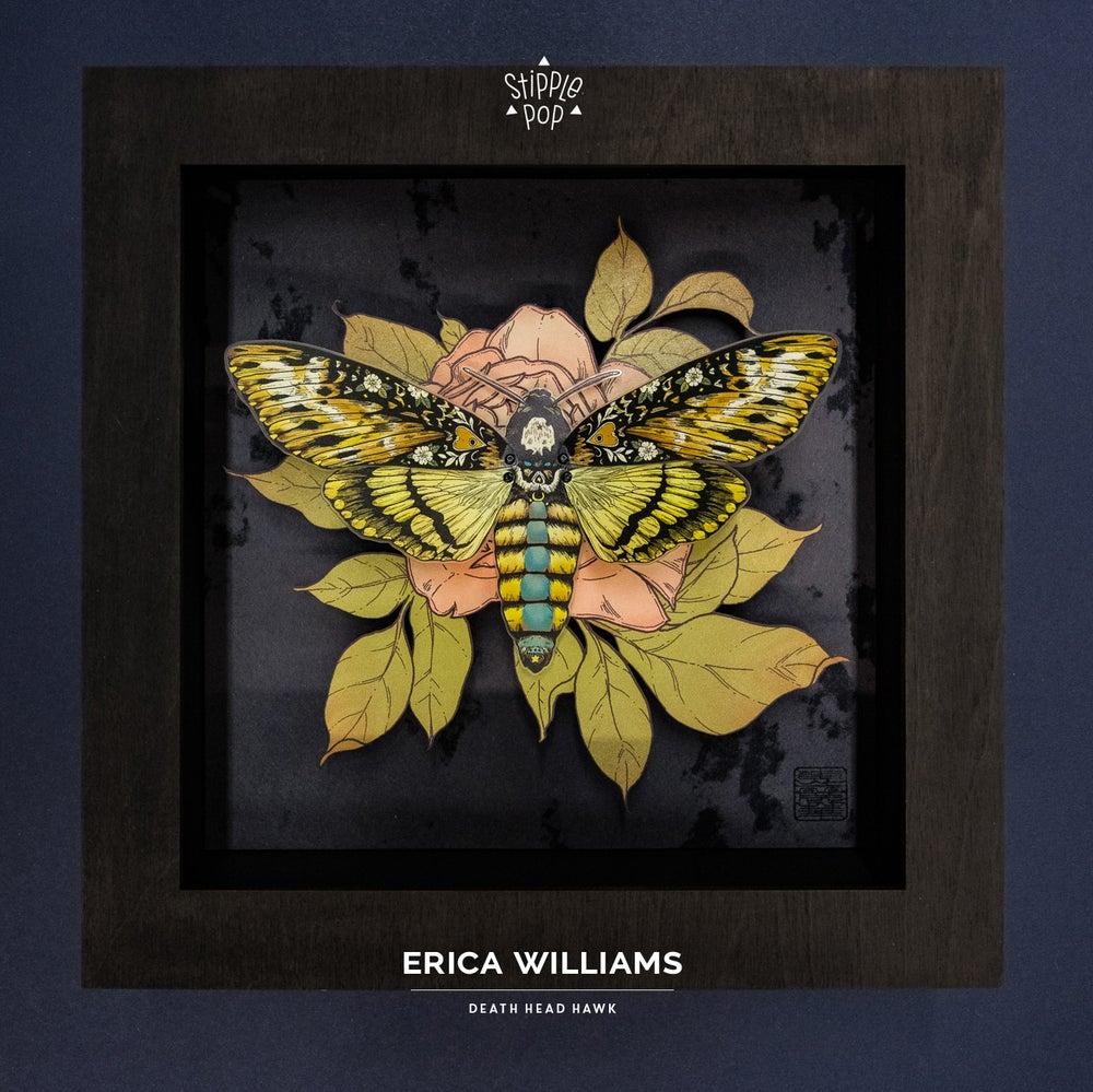 Erica Williams - Death Head Hawk