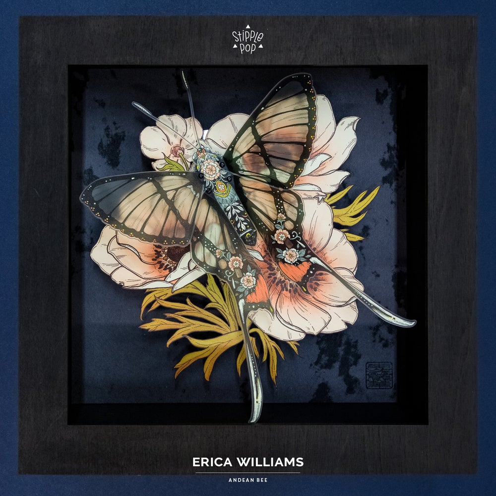 Erica Williams - Andean Bee