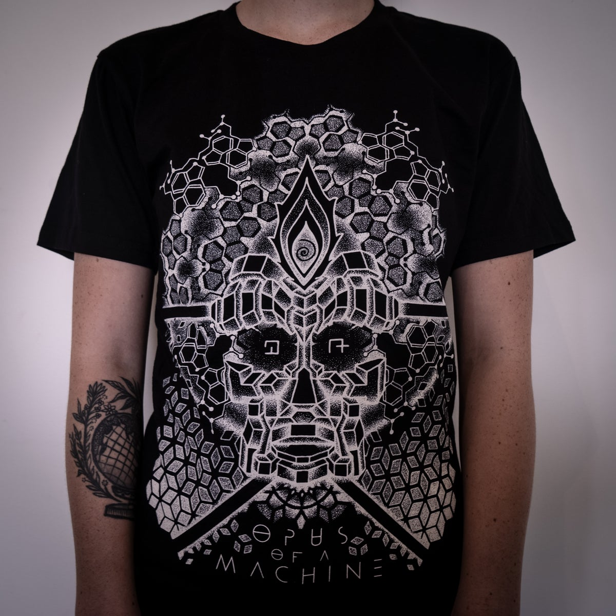 Image of Simulacra T-Shirt (Black)