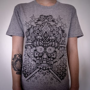 Image of Simulacra T-Shirt (Grey)