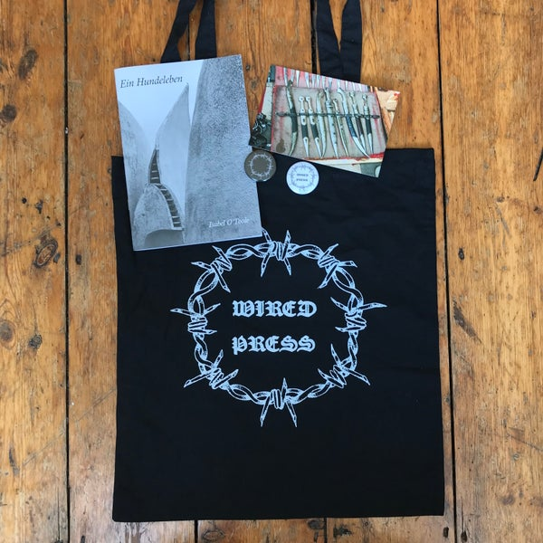 Image of Zine and Tote bag