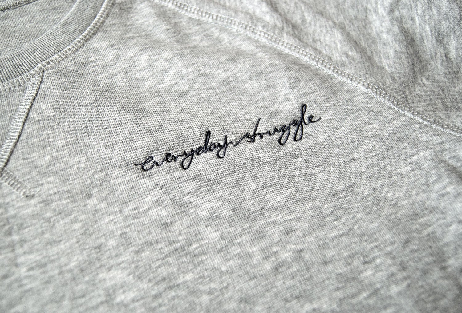 Image of Everyday Sweater // Unisex // grau