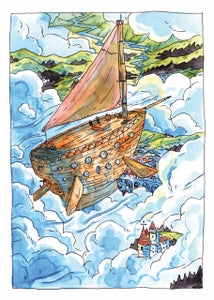 Image of Ismyre, Terrible Means and The Tower in the Sea by B. Mure - Series Deal!
