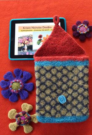 Image of Knit PDF - Knit It • Felt It Tech Cozies Download