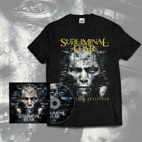 Image of BUNDLE T-shirt+Cd
