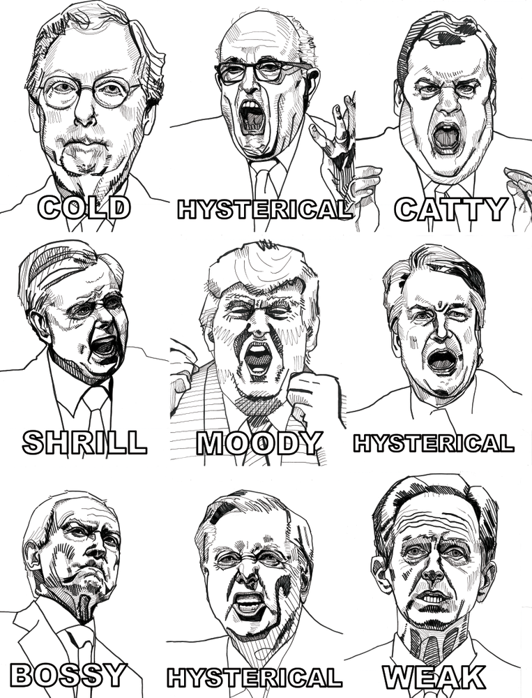 Image of Hysterical Men 2 Print