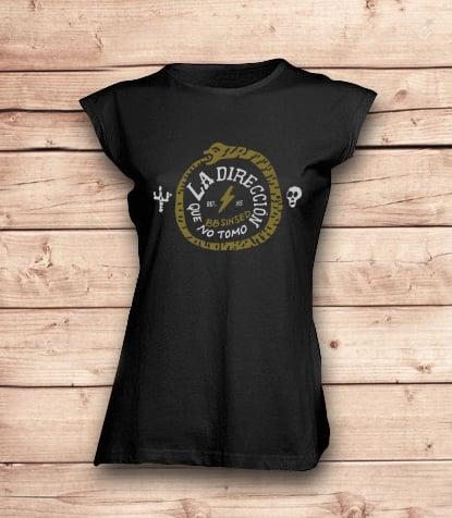 Image of Camiseta - La Dirección que no tomo - Mujer