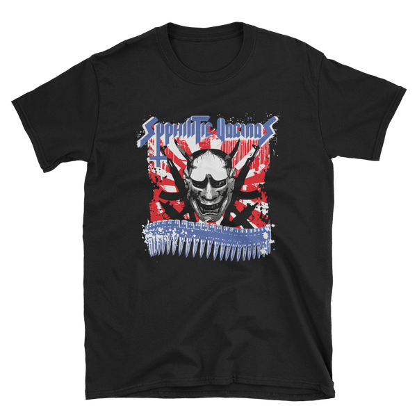 Image of Syphilitic Vaginas - Arms 'N Devil T-Shirt