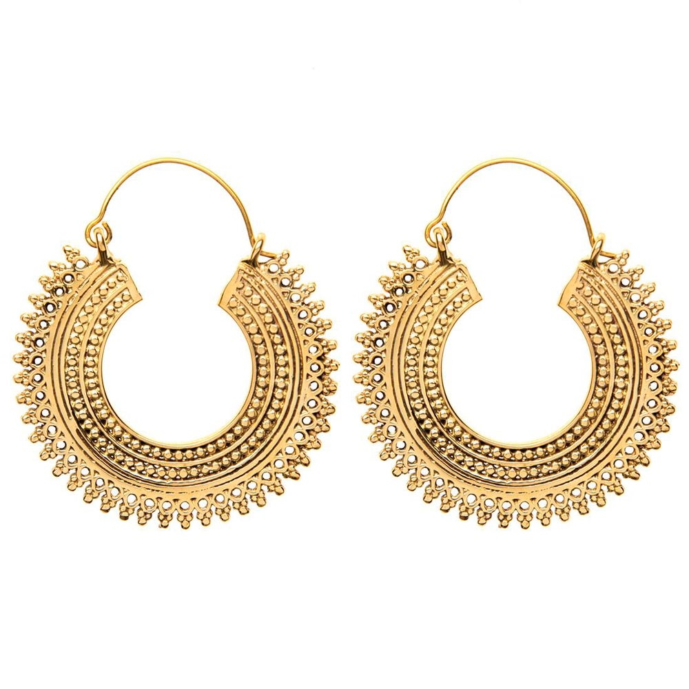 Image of Naima Hoop Earring