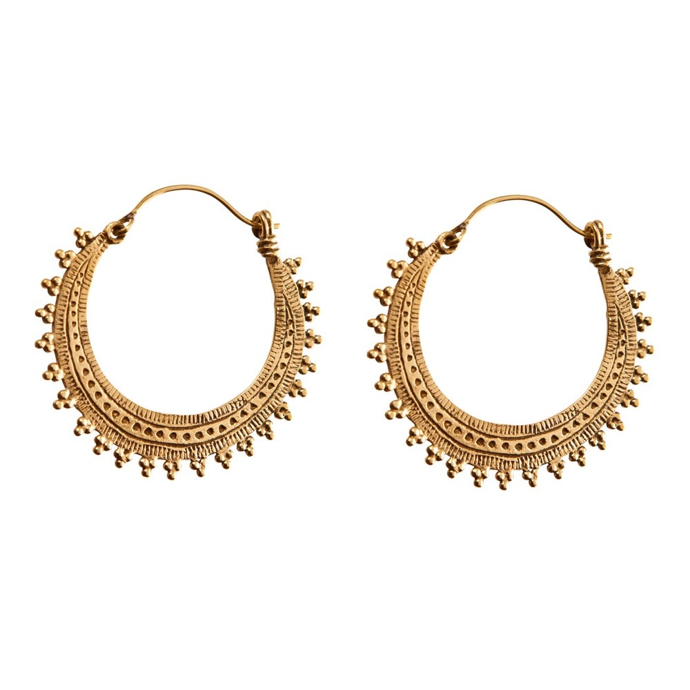 Image of Zara Hoops