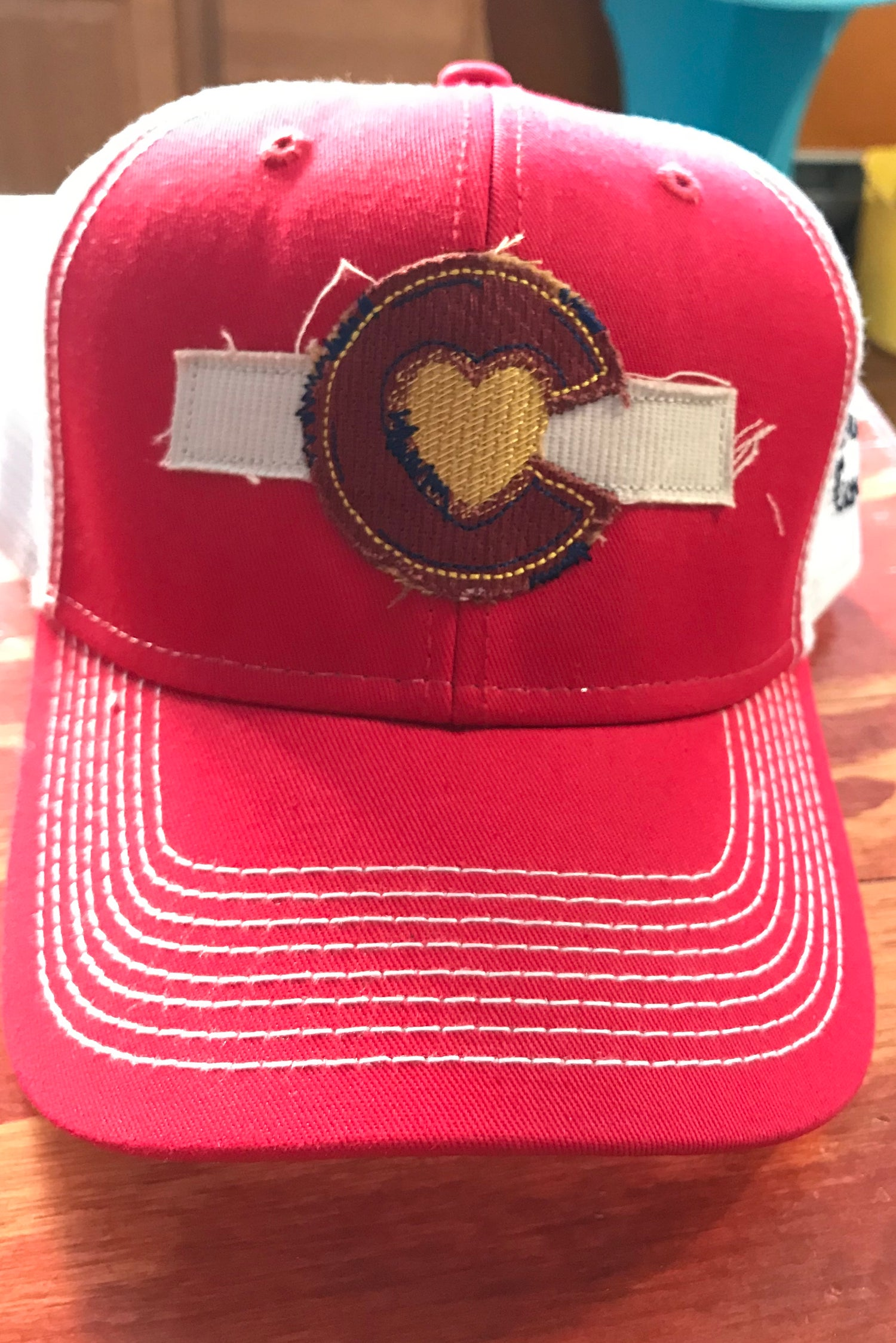 Image of Red Trucker Hat
