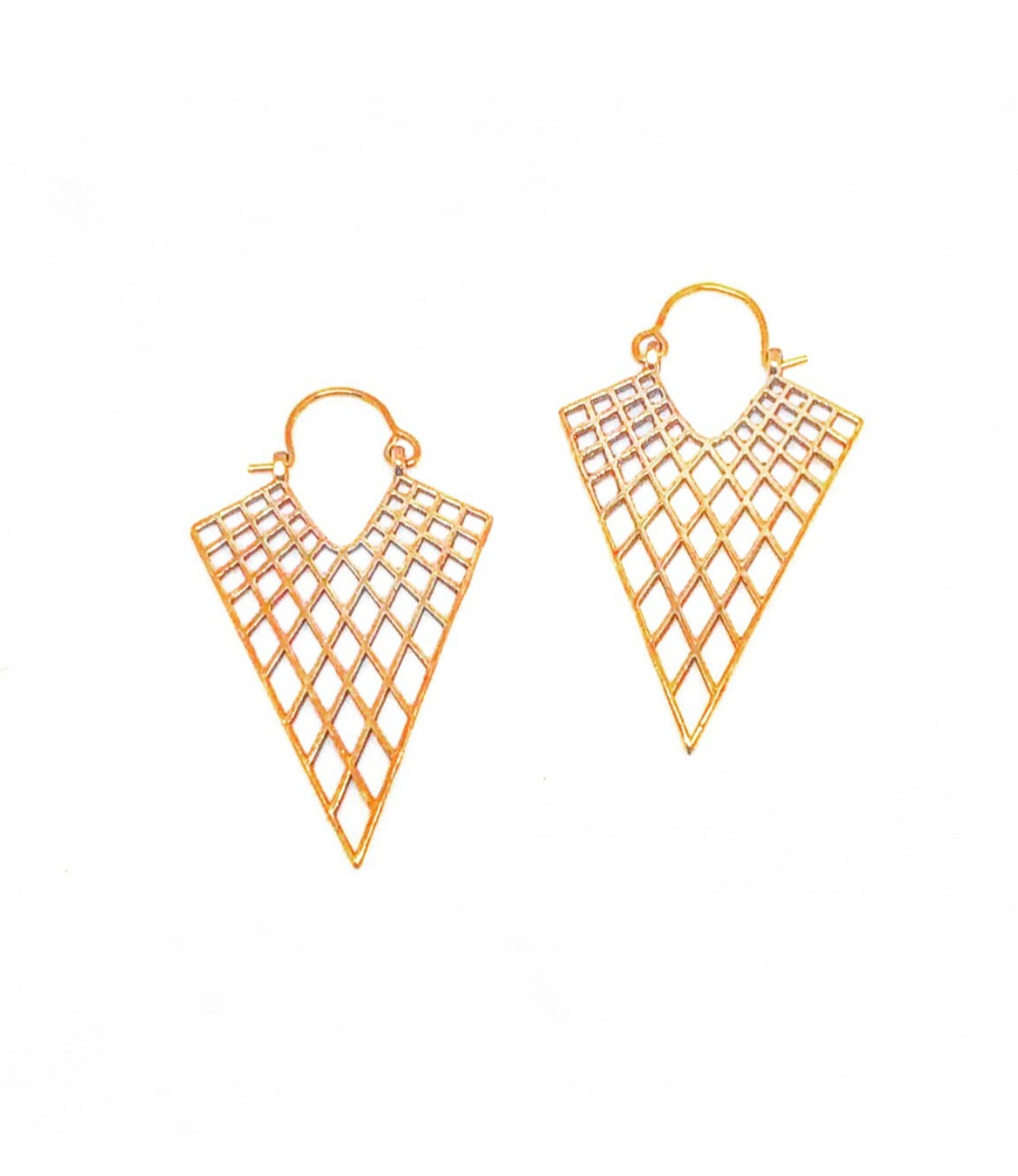 Image of Zahr Point Earrings