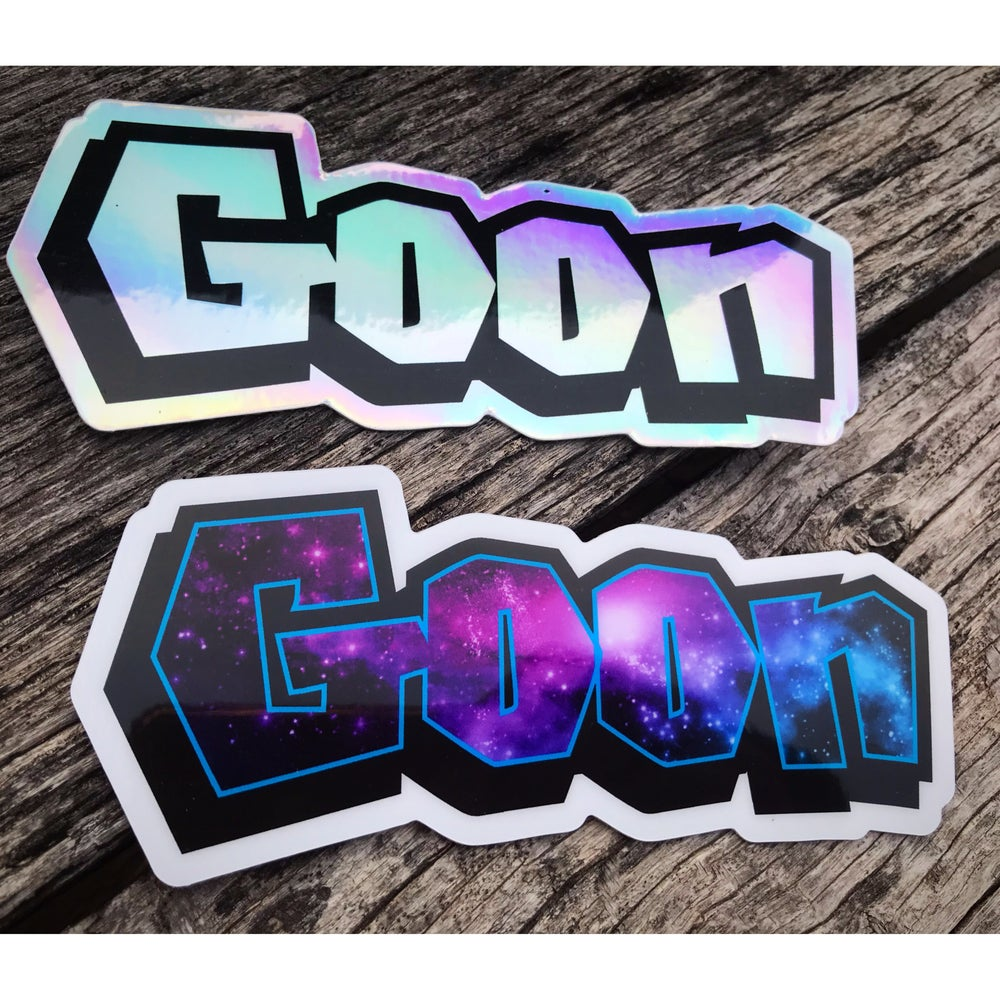 Image of Goon Decal
