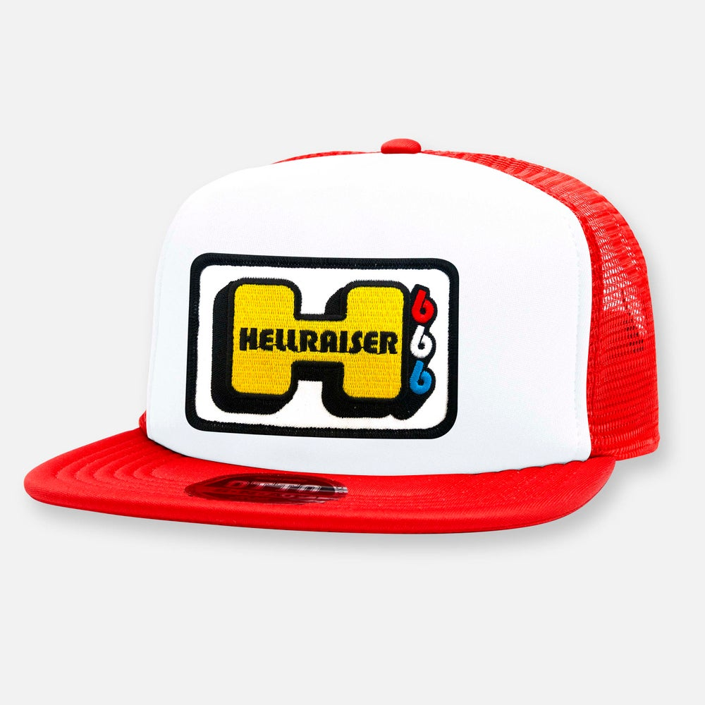 Image of HELLRAISER PATCH HAT
