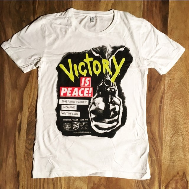 Image of Victory is Peace  - T-Shirt