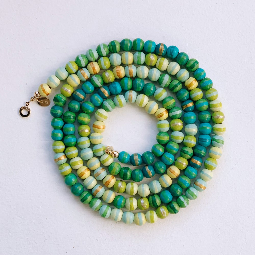Image of libby rope necklace