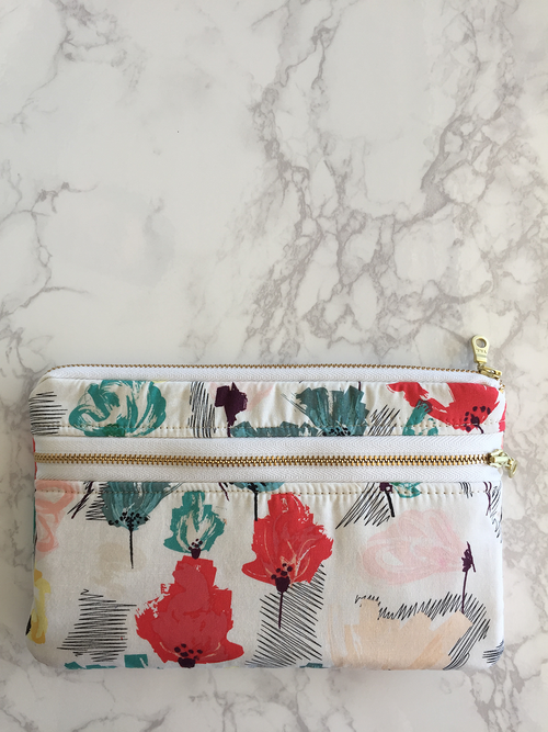 Image of CUSTOM // essential oil clutch