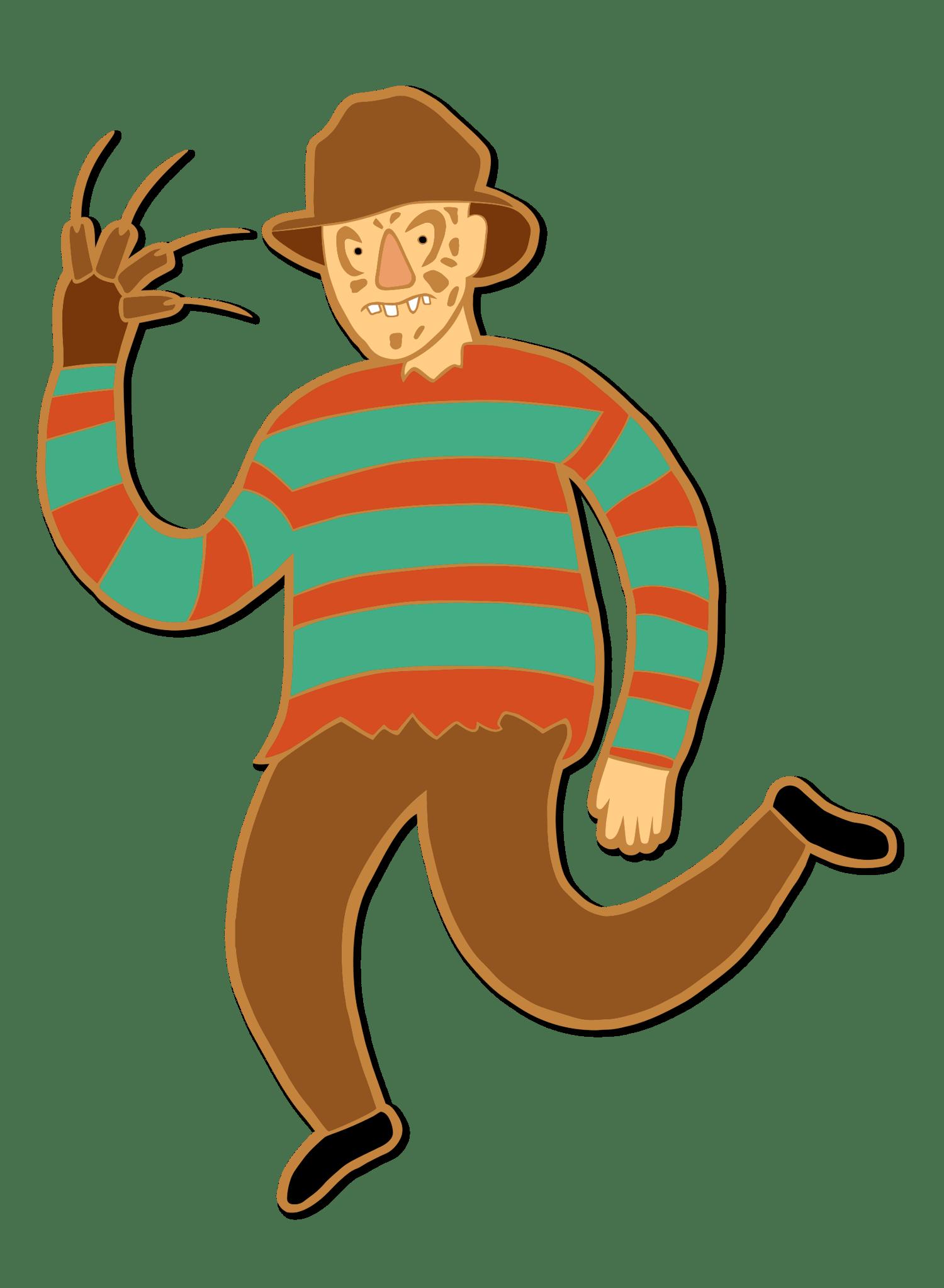 Image of Freddy Enamel Pin