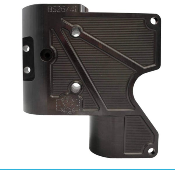 Image of 26 bolt on neck kit for softails