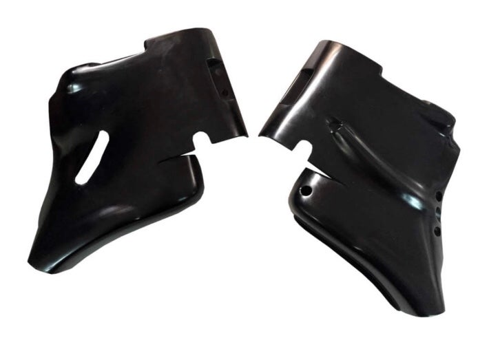 Image of Softail Bolt on Neck Cover