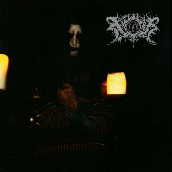 "Image of XASTHUR Nocturnal Poisoning (12"" Double LP)"