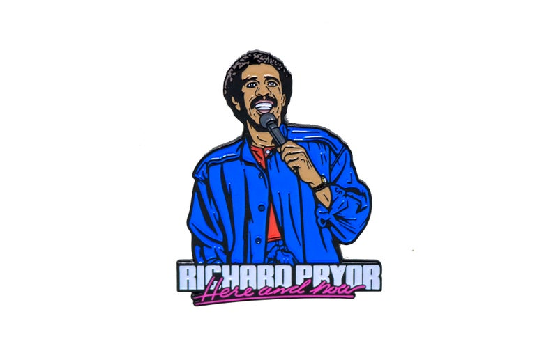 Image of Richard Pryor - Here and Now