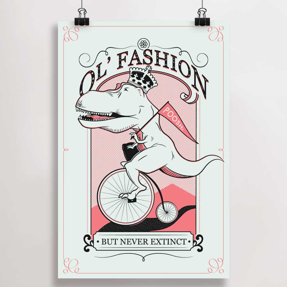 Image of Ol' Fashion | Print