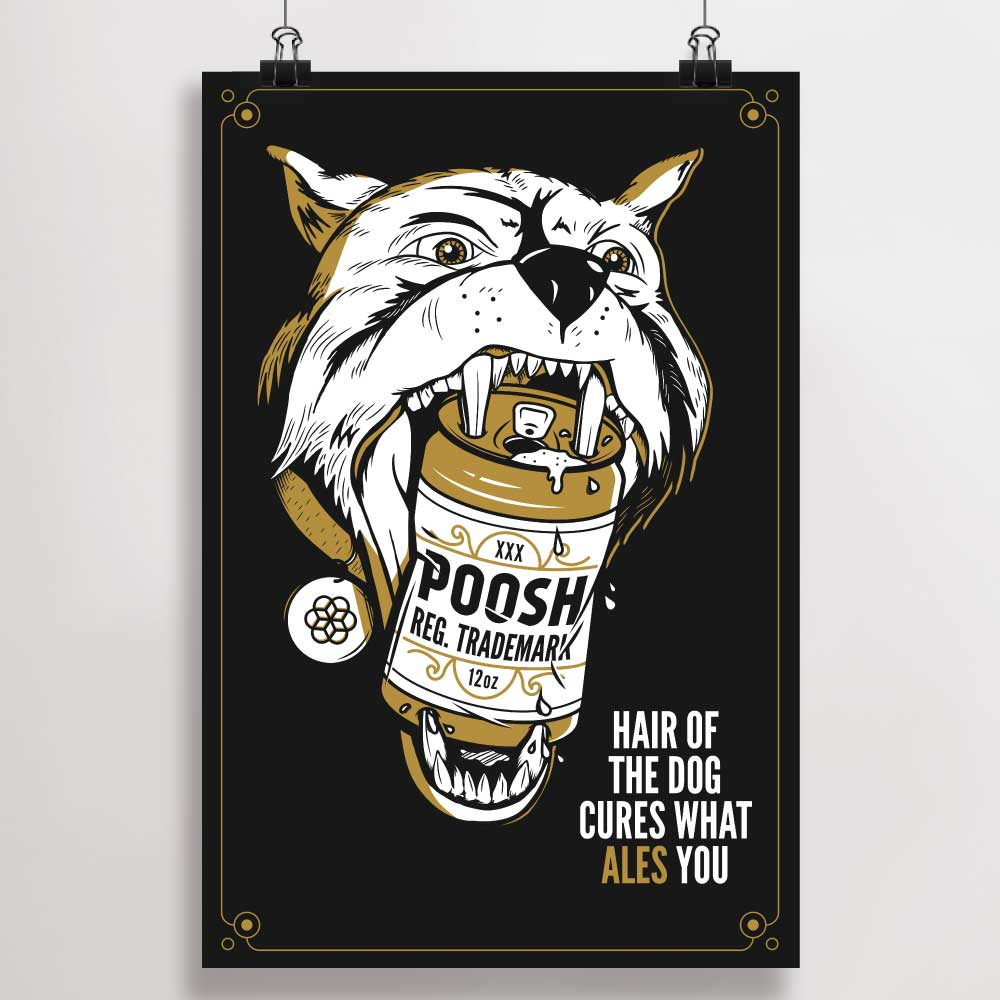 Image of Hair of the Dog | Print