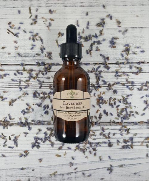 Image of Body & Beard Oil