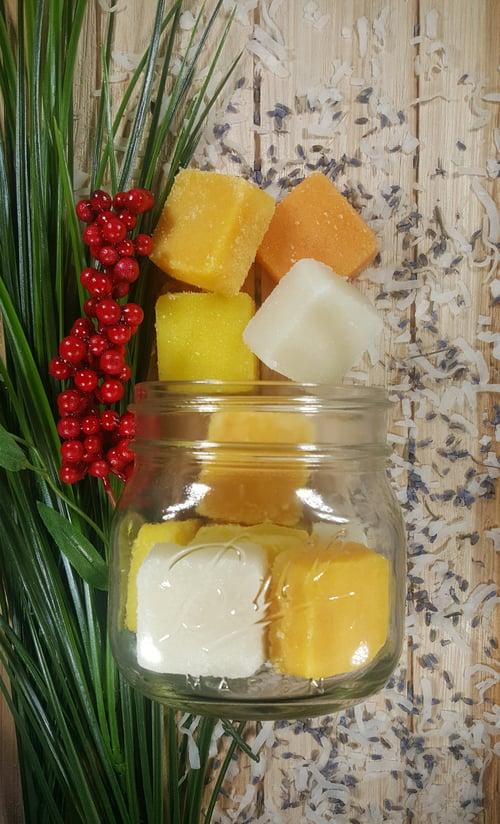 Image of Sugar Scrub Cubes *Best Seller*
