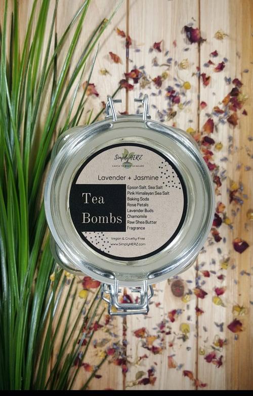 Image of Tea Bombs