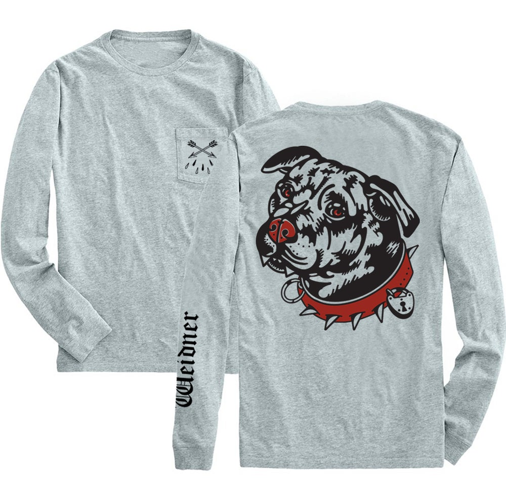 Image of Pitbull Longsleeve