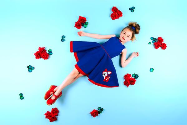 Image of Swing dress hertje