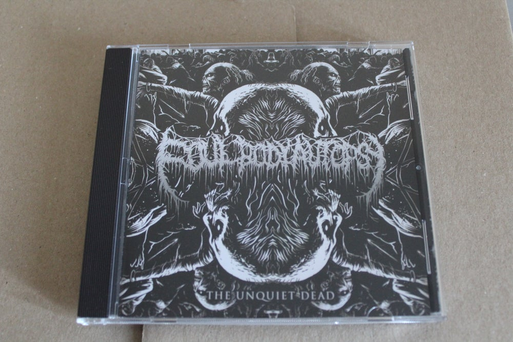 Image of Foul Body Autopsy - The Unquiet Dead - CD
