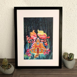 Hansel and Gretel Candy House - Fairy Tales series