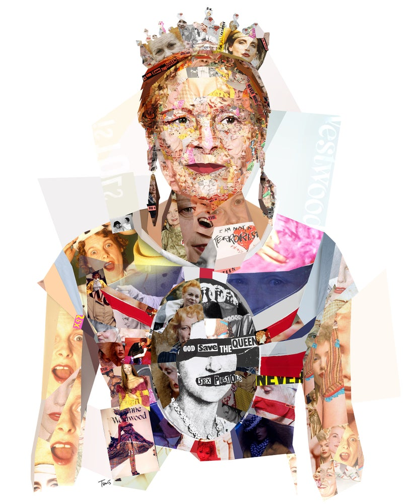 Image of Vivienne Westwood: The Only Punk Left  (Limited edition fine art prints)